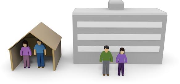 戸建てとマンション