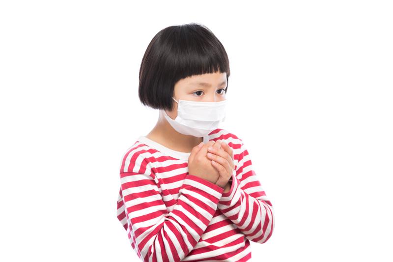 マスク予防